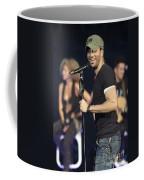 Enrique Iglesias Coffee Mug