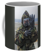 Ensign Dons A Lightweight Integrated Coffee Mug