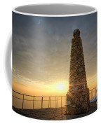 Ensign Peak Nature Park Utah Coffee Mug