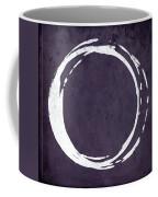 Enso No. 107 Purple Coffee Mug