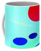 Enter Here Coffee Mug by Jacqueline McReynolds