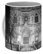 Enter The Cathedral Coffee Mug by Fran Riley