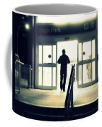 Entering A New Dimension Coffee Mug