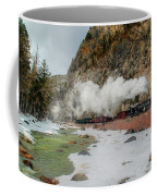 Entering Cascade Canyon Coffee Mug