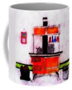 Enterprise Woodstove Coffee Mug