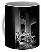 Entrance Hall Of Joan Bennett And Walter Wagner's Coffee Mug