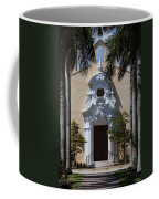 Entrance To Congregational Church Coffee Mug