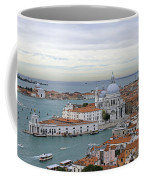 Entrance To Grand Canal Venice Coffee Mug