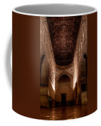 Entrance To The Ambassadors Hall In The Alhambra Coffee Mug