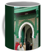 Entry To A Mosque For Men Only In Tangiers-morocco Coffee Mug