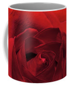 Enveloped In Red Coffee Mug