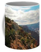 Environment Of The Canyon Coffee Mug