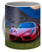 Enzo Ferrari Bold Coffee Mug