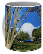 Epcot Globe 02 Coffee Mug