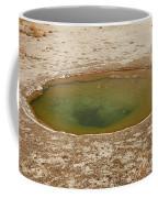 Ephedra Spring In West Thumb Geyser Basin Coffee Mug