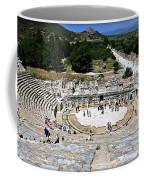 Theater Of Ephesus Coffee Mug