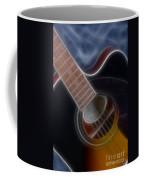 Epiphone Acoustic-9481-fractal Coffee Mug