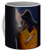Epiphone Acoustic-9484-fractal Coffee Mug