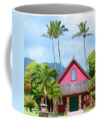 Episcopal Church In Kapaa Coffee Mug