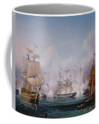 Episode Of The Battle Of Navarino Coffee Mug