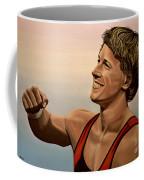 Epke Zonderland The Flying Dutchman Coffee Mug