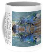 Epona Equine Dressage Test  Coffee Mug