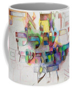 Erase The Name Of Amalek From Under The Heavens Do Not Forget Coffee Mug
