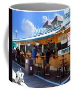 Erics On The Pier Coffee Mug by Snake Jagger