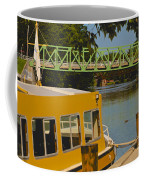 Erie Canal At Pittsford Ny Coffee Mug