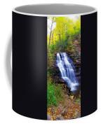 Erie Falls Vertical Panoramic Coffee Mug