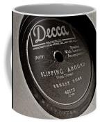 Ernest Tubb Vinyl Record Coffee Mug
