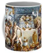 Eros And Psyche Coffee Mug
