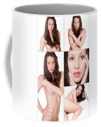 Erotic Beauty Collage 19 Coffee Mug