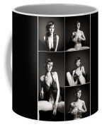 Erotic Beauty Collage 24 Coffee Mug