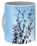 Eryngium Explosion Coffee Mug