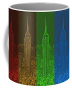 Esb Spectrum Coffee Mug