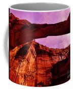 Escalante Natural Bridge Coffee Mug