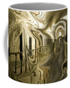 Escape From Cell Block Seven Coffee Mug