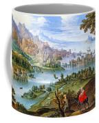 Escape To Egypt Coffee Mug