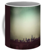 Escaping The City Coffee Mug by Trish Mistric