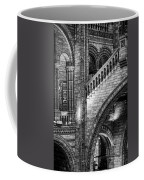 Escheresq Bw Coffee Mug by Heather Applegate