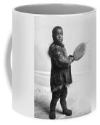 Eskimo Child, C1905 Coffee Mug