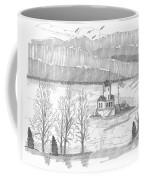 Esopus Lighthouse Coffee Mug