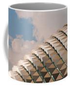 Esplanade Theatres Roof 01 Coffee Mug