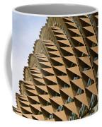 Esplanade Theatres Roof 11 Coffee Mug
