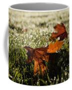 Essence Of Autumn Coffee Mug