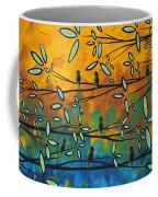 Essence Of Life By Madart Coffee Mug