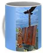 Essex County N J 9-11 Memorial 4 Coffee Mug