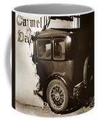 Essex Super Six In Carmel Dairy 1933 Coffee Mug