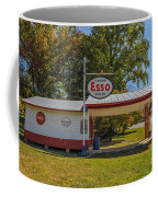 Esso Dealer Coffee Mug